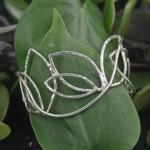 Leaf vine cuff
